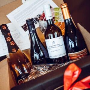Wijnpakket-geschenk